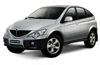 Запчасти SsangYong Actyon I 2005-2010гг